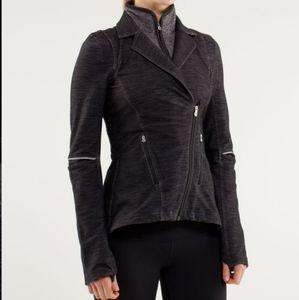 Lululemon Ride On Blazer Moto Jacket Size 6